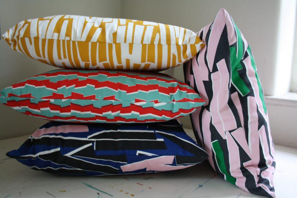 Screen Printing Textiles