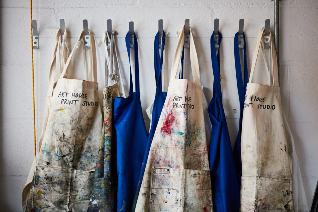Art House Print Studio - Aprons
