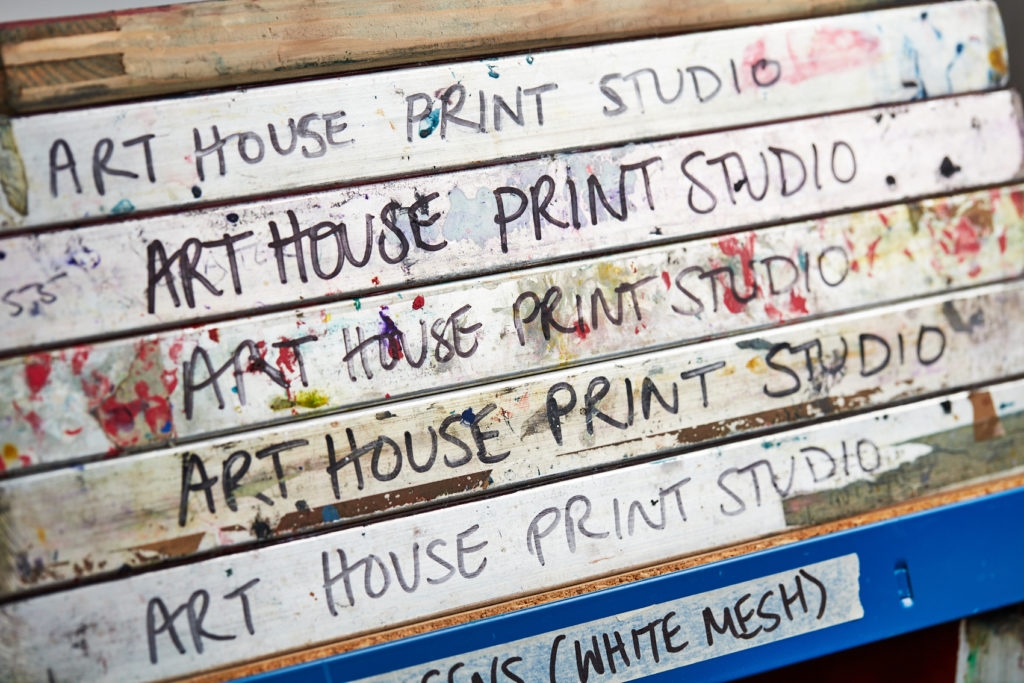 Intro to Printmaking Course at The Art House