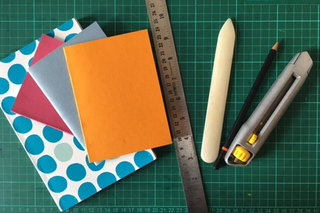 Bookbinding Workshop at The Art House