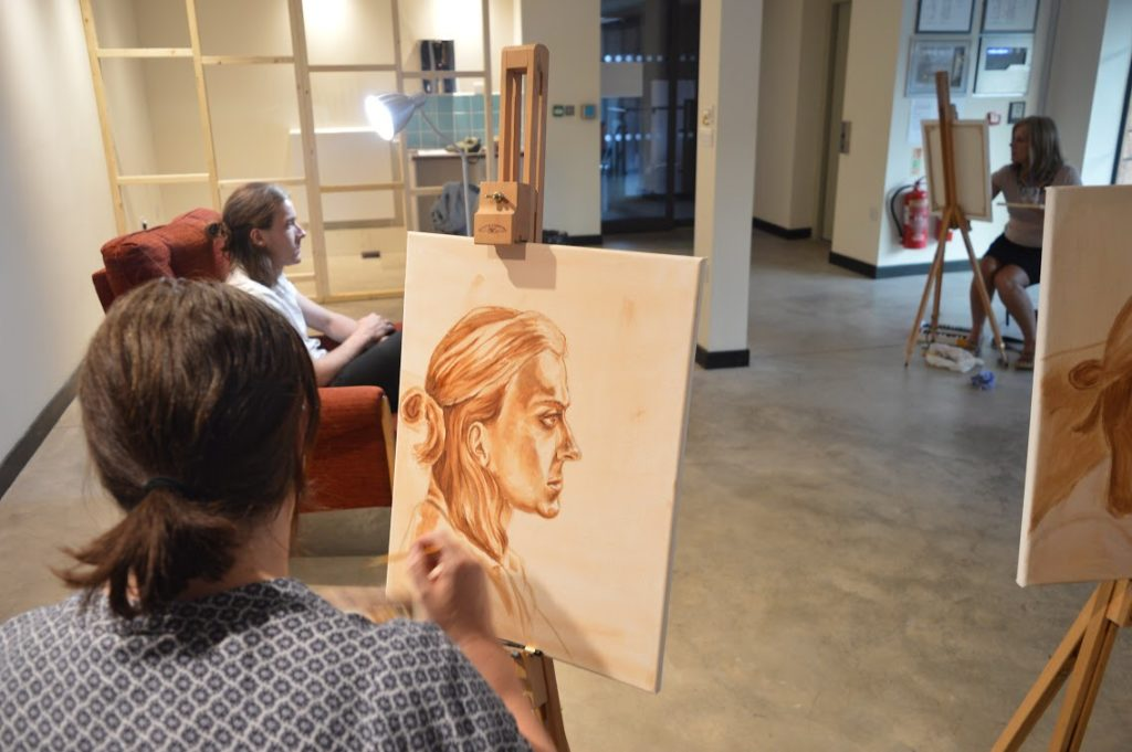 Portraiture in Pastel Workshop