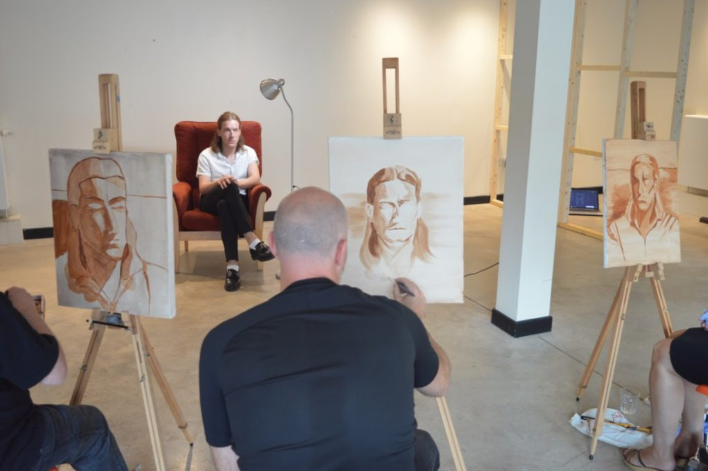 Life Drawing Course at The Art House