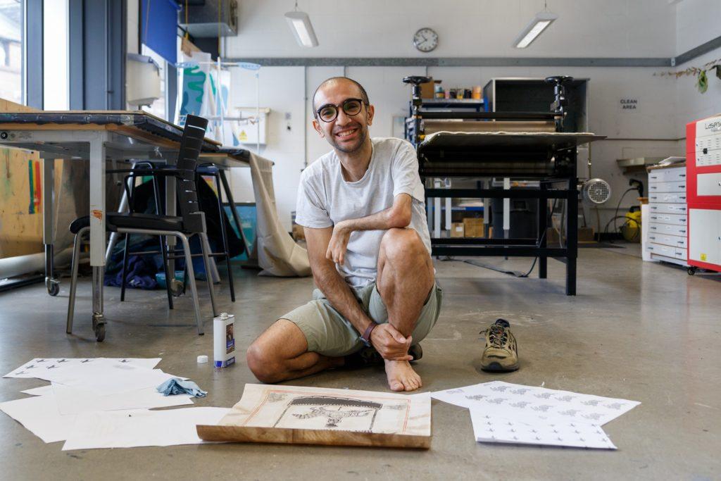 Studio of Sanctuary Project Coordinator