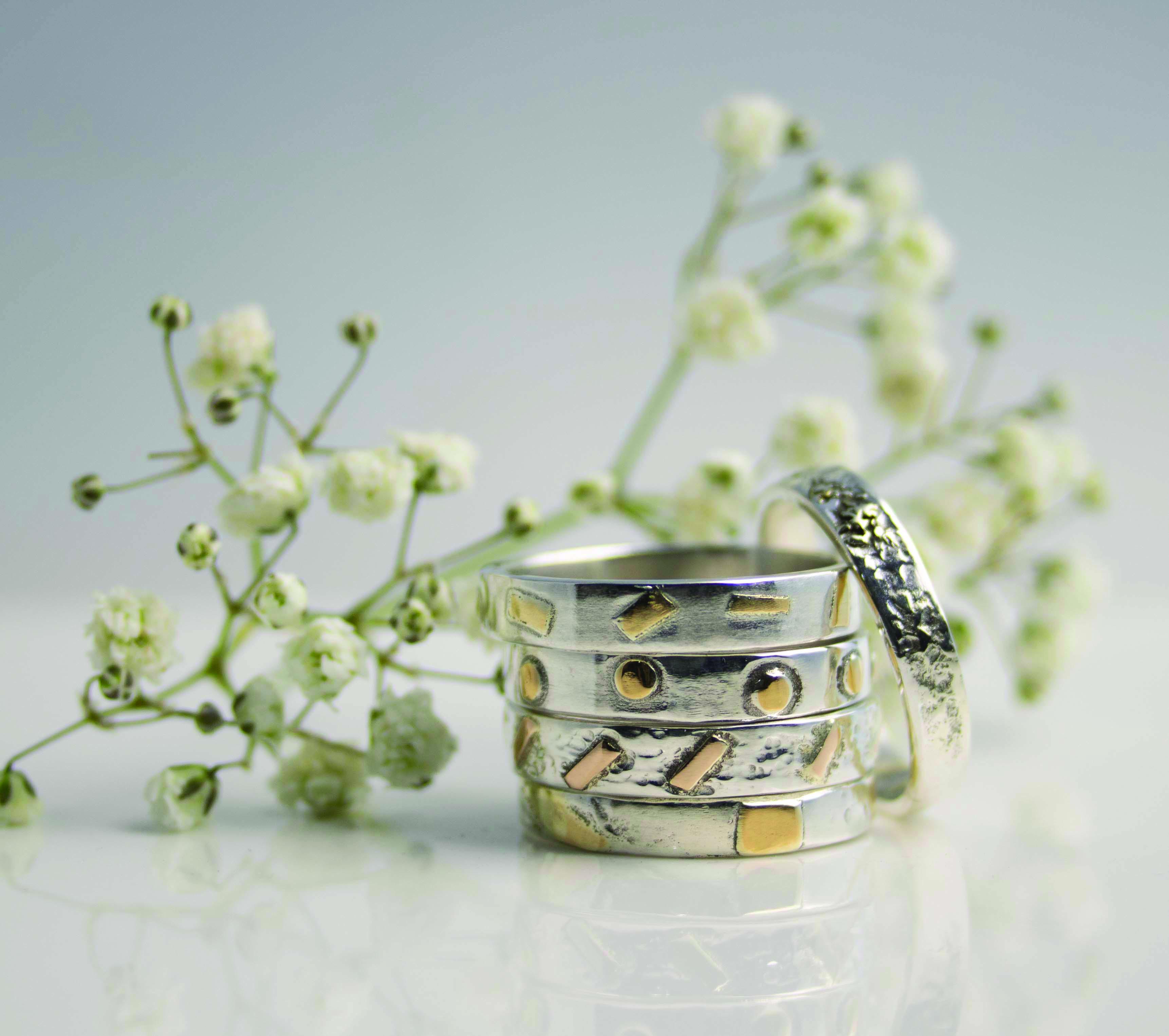 ContraryMary Designs, Rings