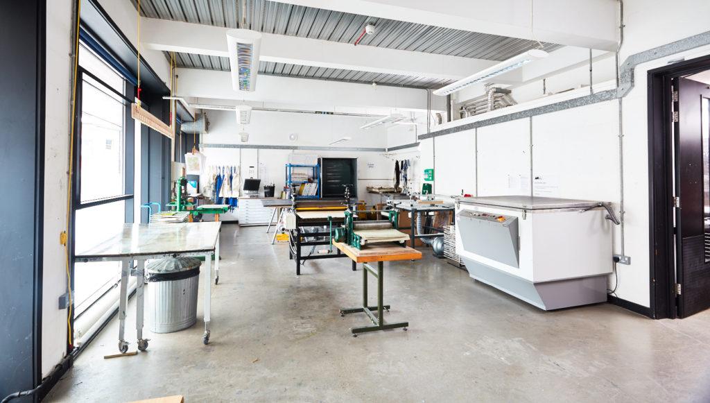 The Art House Print Studio, 2019