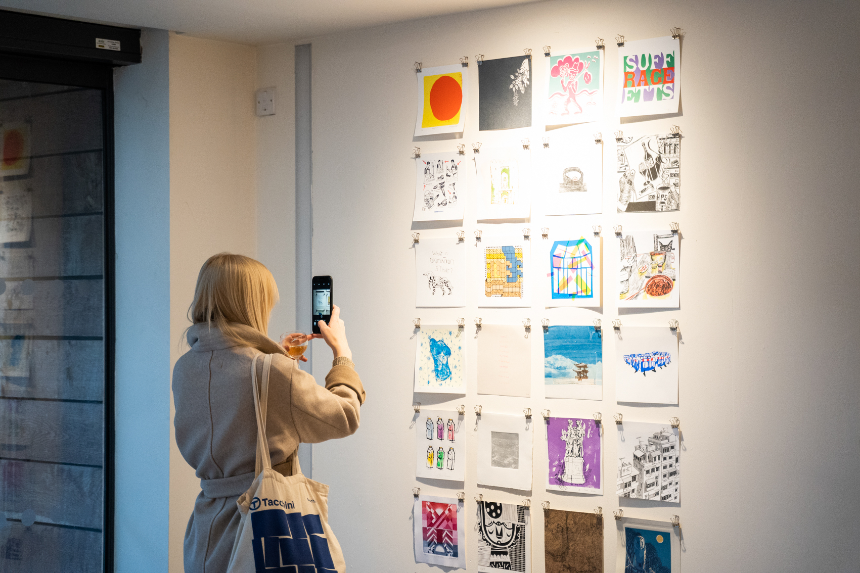 Artwalk at The Art House, September 2019