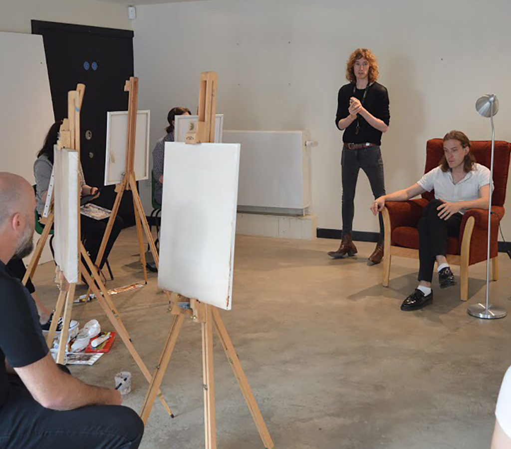 Drawing & Painting Workshop, The Art House Wakefield