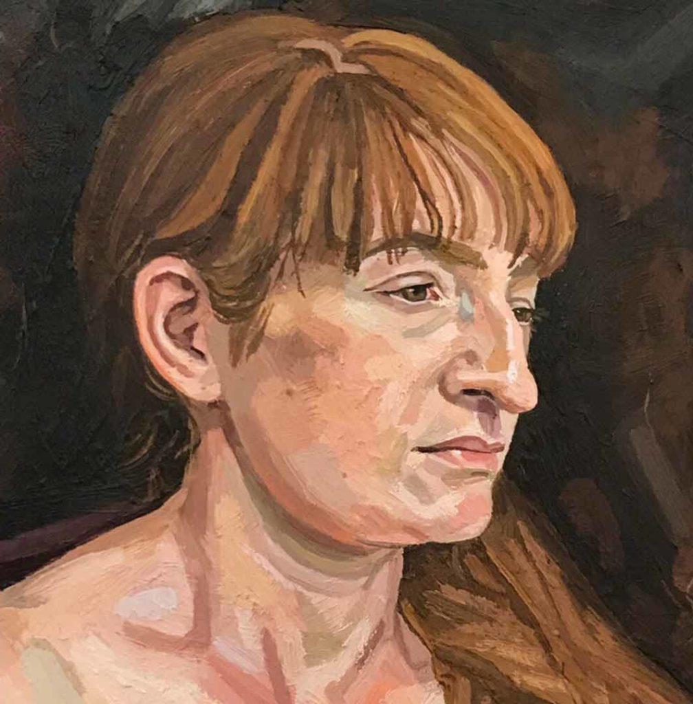 Portrait Painting Workshop, The Art House Wakefield