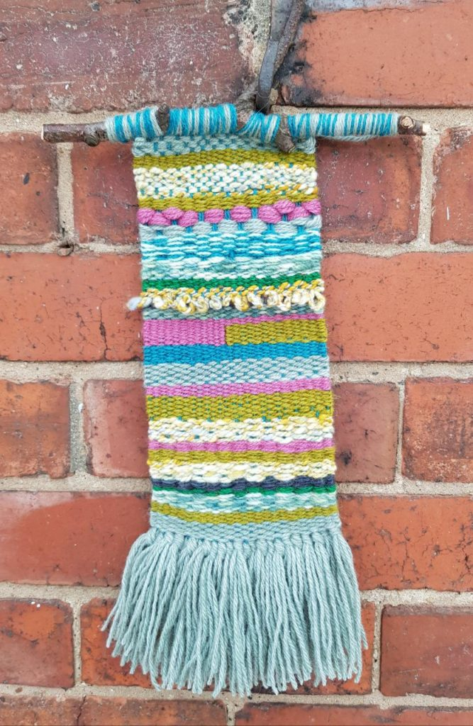 Weave a Wall Hanging Workshop, The Art House Wakefield