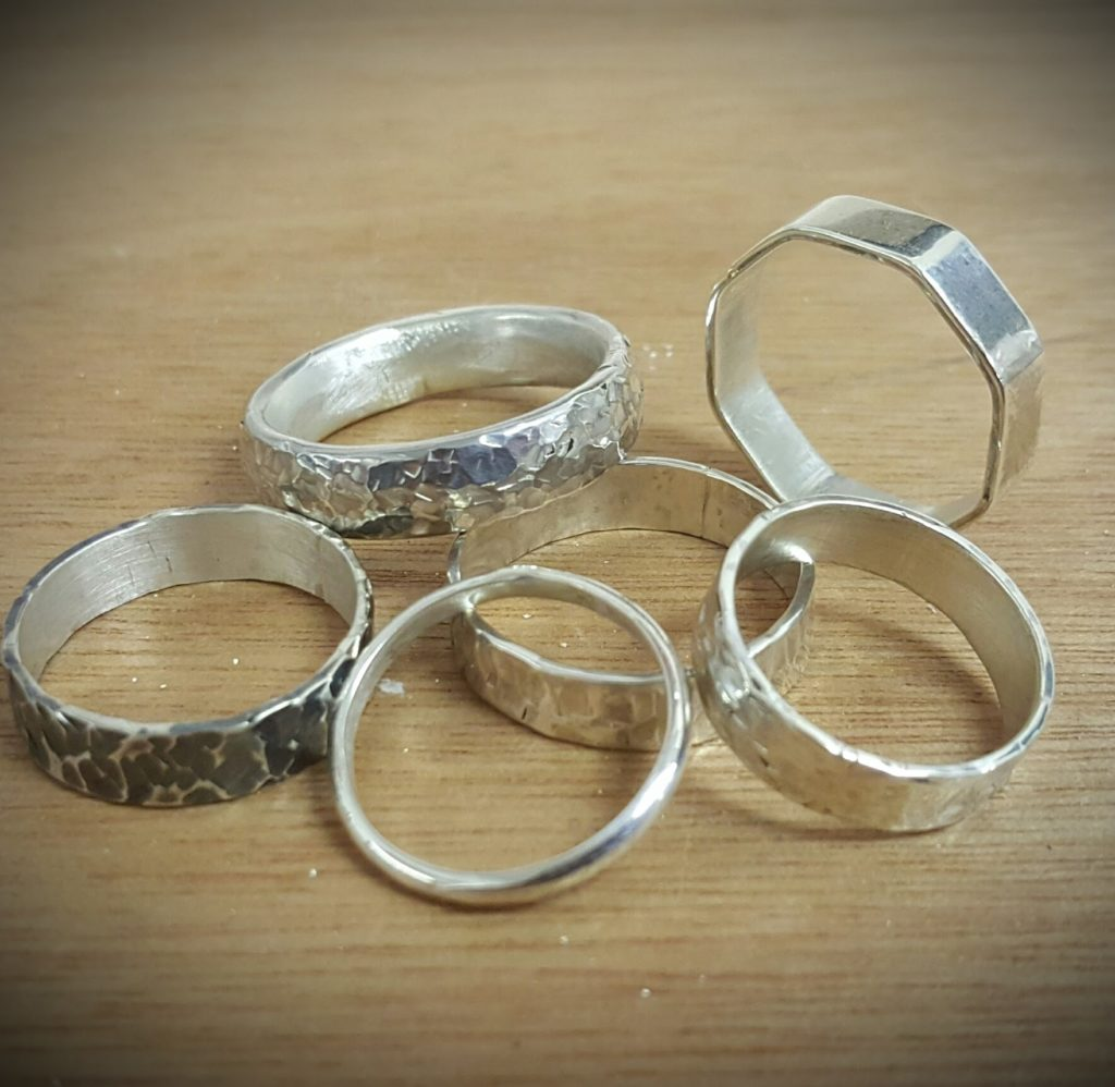 Make a Silver Ring Workshop Art House Wakefield