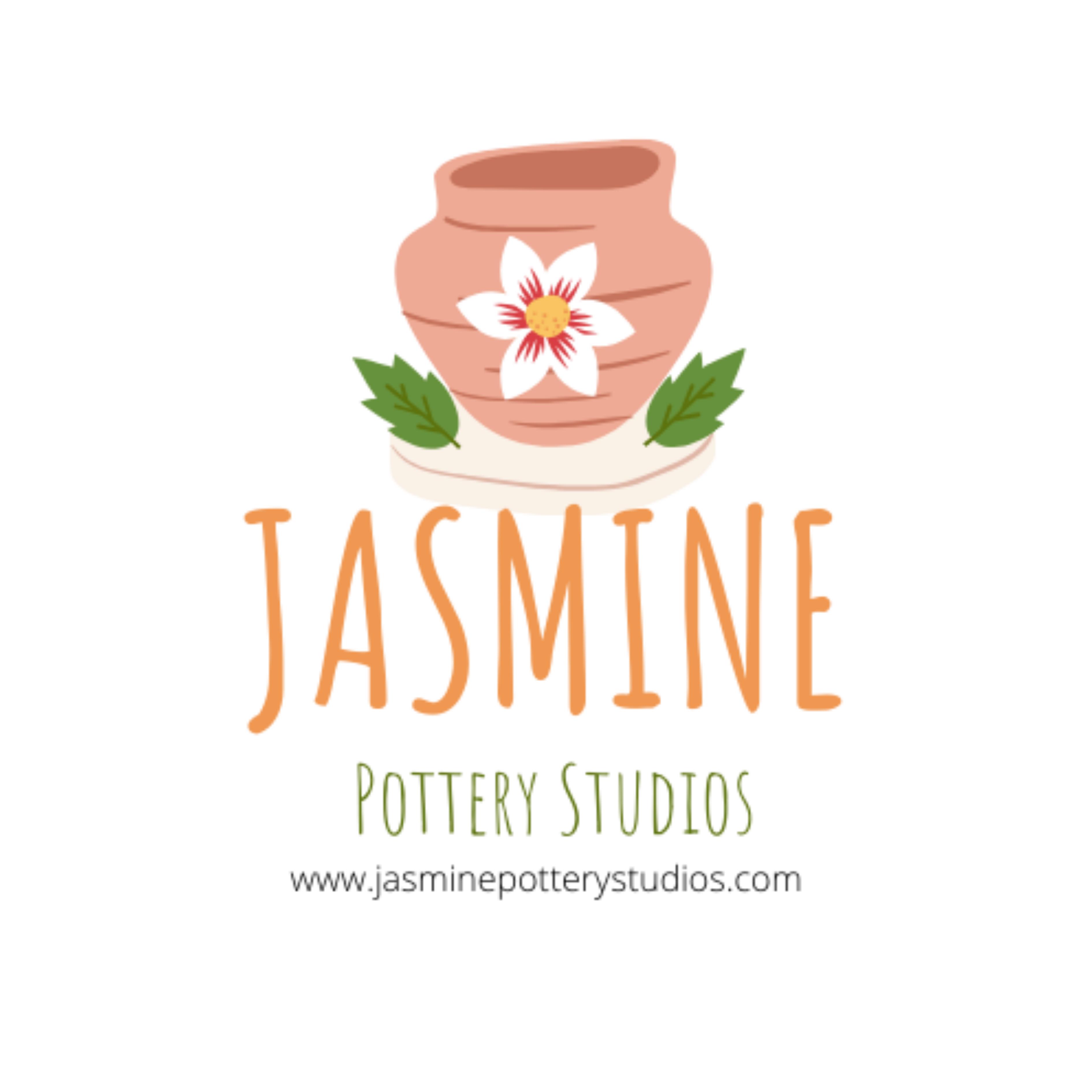 Jasmine Pottery Studios logo